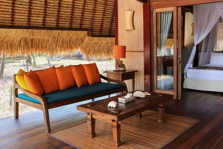 Furnished with beautiful authentic Indonesian antiques to fulfill all your needs; the Lumbung is ready to welcome friends and families!   #lumbung #seaview #beachhut #giliislands #beautifuldestinations #tourism #interior #uniquehotels #explorelombok#beachview #lodgelife #gili #lodge #oceanview #giliasahan #lombokfriendly #holiday #giliasahanecolodge#bestintravel #lombokexperience #outdoorliving #wonderful_places #vacation #ecofriendly #ecolodge #beautifulindonesia #bloggerslife