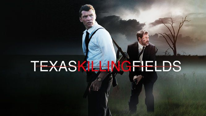 "Check out ""Texas Killing Fields"" on Netflix"
