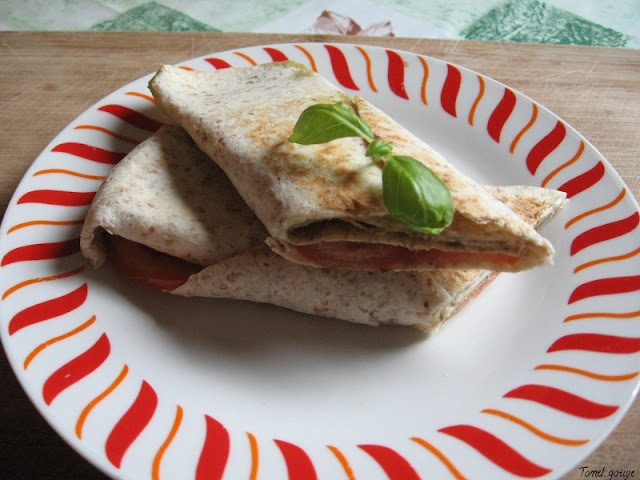 Tomek gotuje: Tortilla italiana / Tom cooks: Tortilla italiana