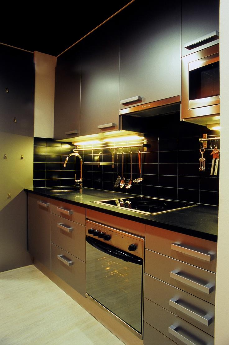 Ample #university #apartment  Kitchen