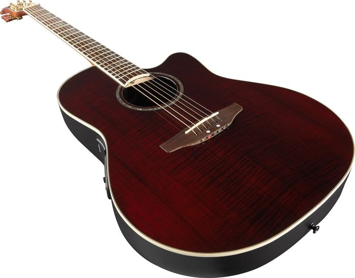 My new guitar! Ovation celebrity.