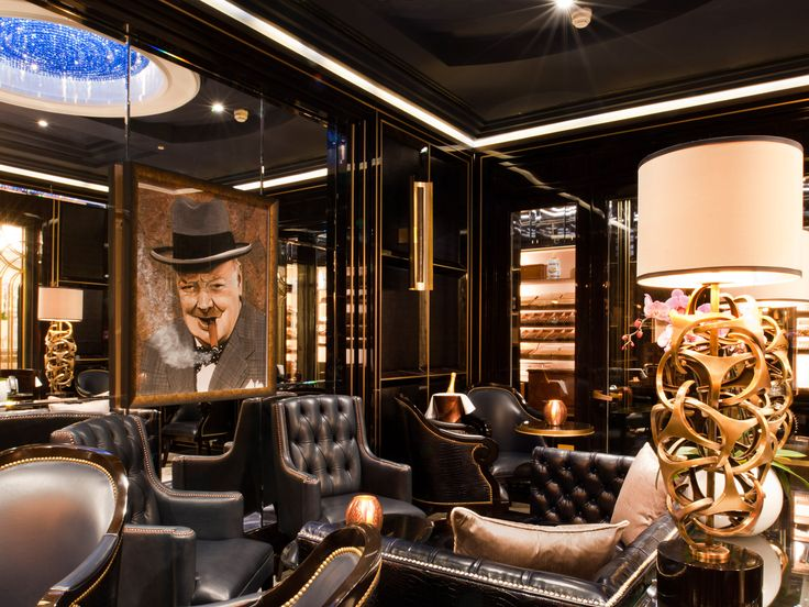 The Cigar Sommelier Who Rules Over Britain's Largest Humidor - Condé Nast Traveler