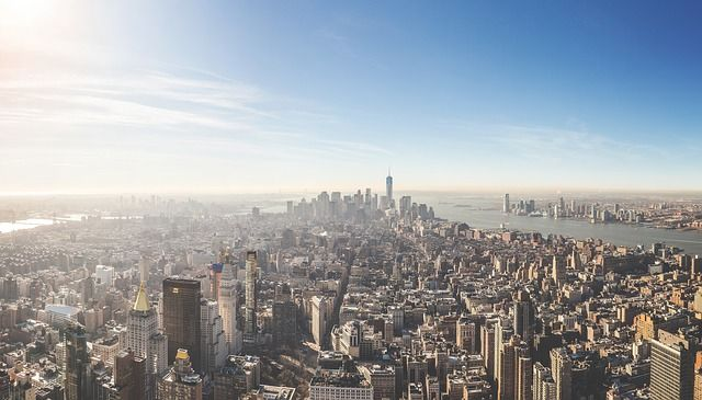 Ney York I City Skyline I River I Ocean I Manhattan I Cental Park I Soho I