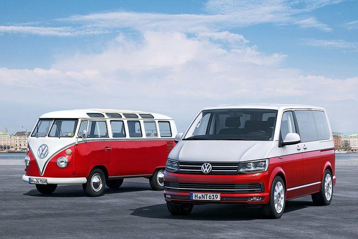 Volkswagen schickt den VW T5-Nachfolger ab Juli 2015 als T6 an den Start. Hier…