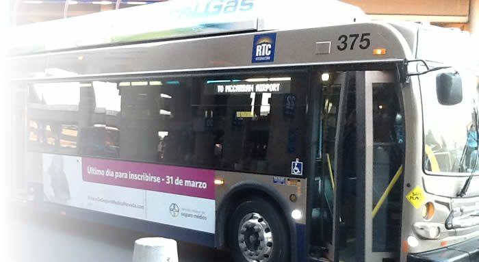Airport Express bus