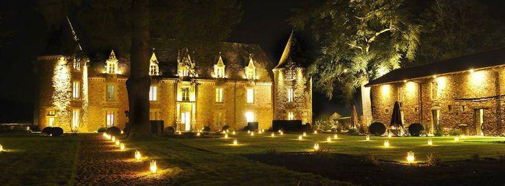 Şarap, yemek ve Domaine des Etangs şık bir zevk