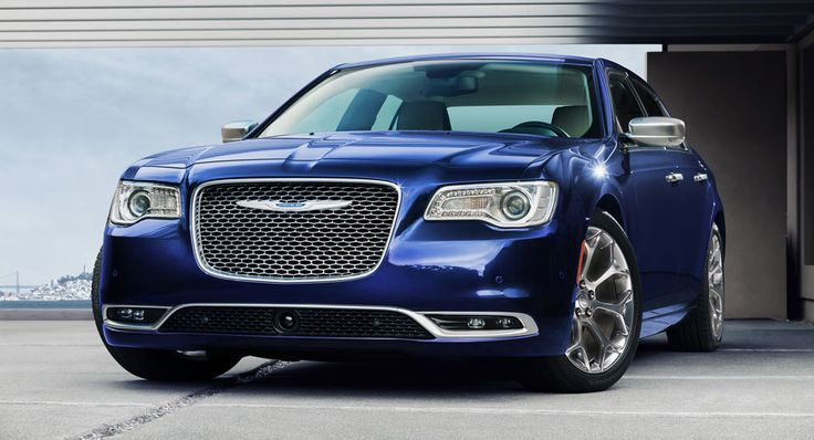 FCA Shakes Up The Chrysler 300 Line For 2018