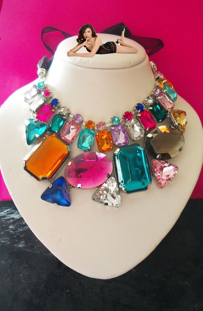 Collier BABIOLE multicolore