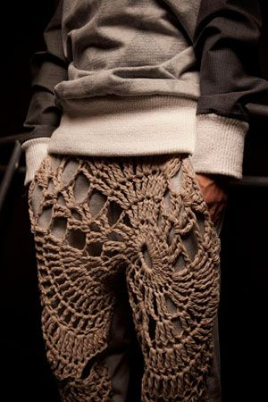 32 best images about Men in Crocheted Pants on Pinterest