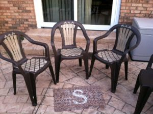 Best 25 Plastic patio furniture ideas on Pinterest Plastic