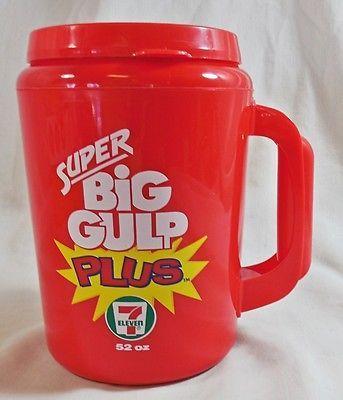Clic 7 Eleven Drink Aladdin Super Gulp Plus Insulated Mug Travel 52 Oz Pinterest Mugs And Drinks