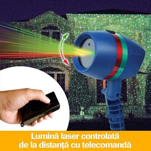 Star Shower Motion cu telecomanda