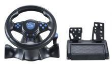 Volante Racer 3 em 1 - PS2 / PS3 / PC USB Multilaser - JS073