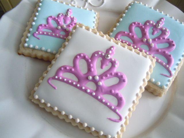 Bambella Cookie Boutique | princess crown