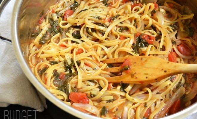 Italský hrnec: jednoduché těstoviny z jednoho hrnce
