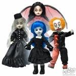 Name: Resurrection Series 6 Set of 4 Figures [Demonique, Blue, Schitzo