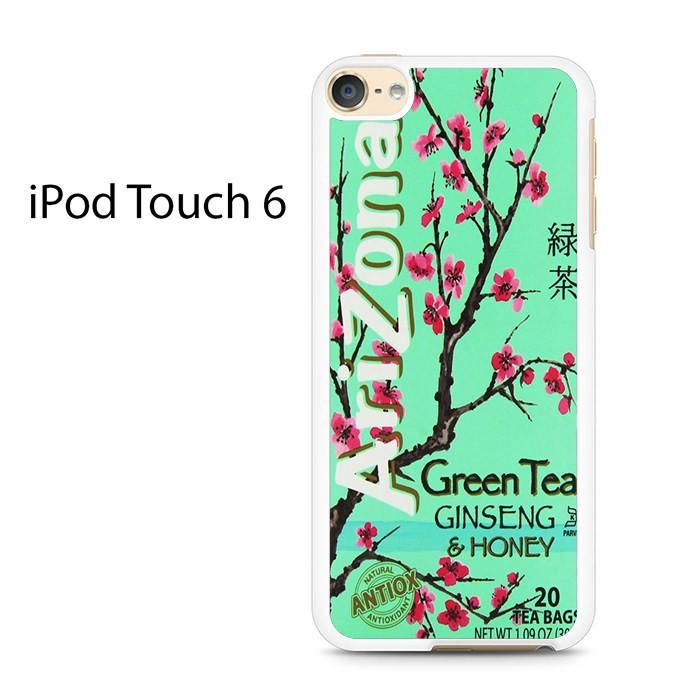 Arizona Green Tea Ginseng And Honey Ipod Touch 6 Case