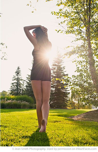 How to Photograph Sun Flare - Natural Light Photography Series