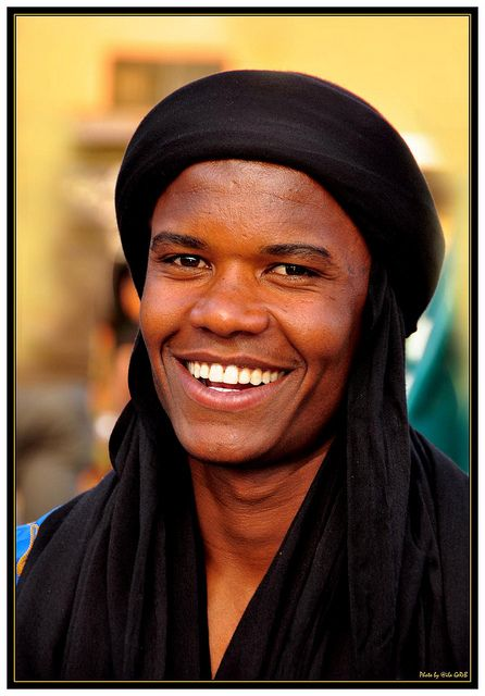 Africa | Tuareg man from the Southern Moroccan deserts photographed in Marrakesh by @Ilona Bardysheva Lubojemska GeReB on Flickr.