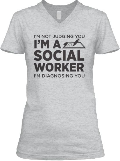 Social Worker Diagnosing. We have to buy this for Dianne for Christmas!! Haha. @bridgetteroxy