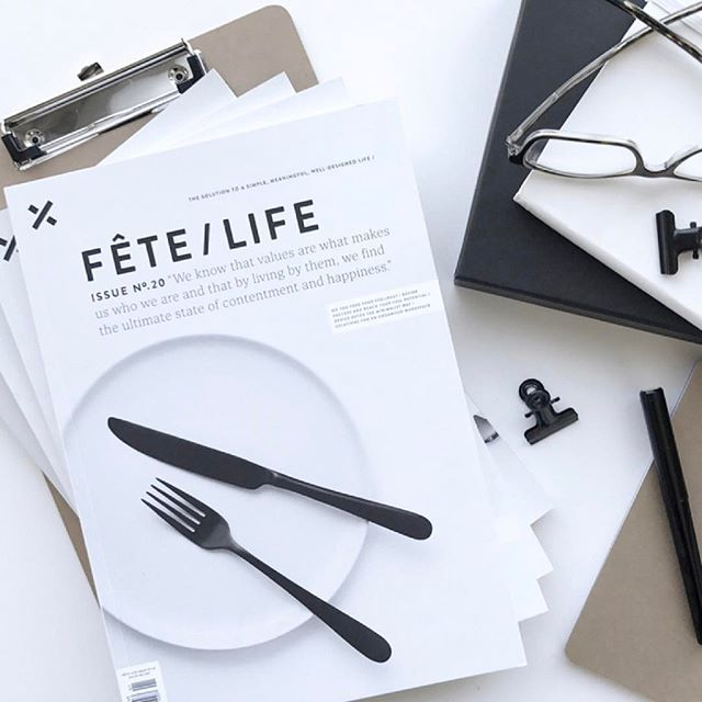 Fete/Life magazine advertising. Styling and photography by Justine Ash.