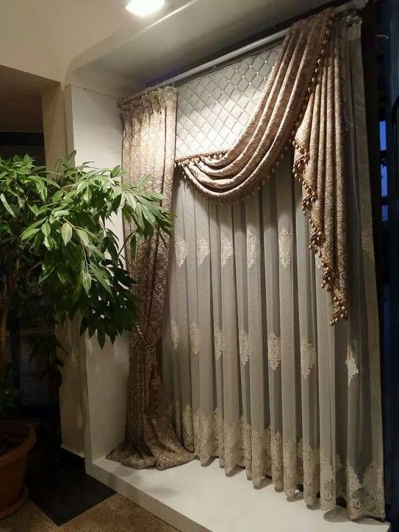 821 Best Images About Swags Cascades Jabots On Pinterest Bay Window Treatments Valance