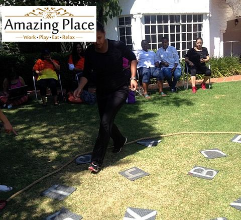 FNB Team Building Event | The Amazing Place