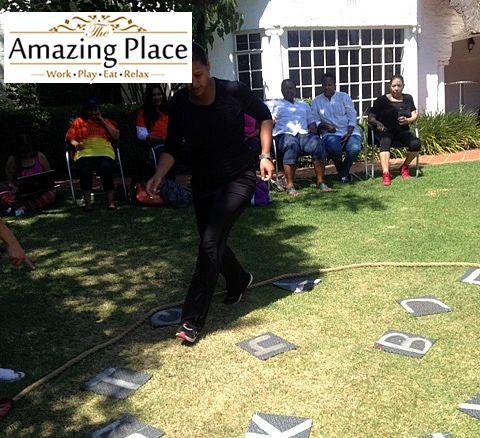 Team Building in Sandton | The Amazing Place #Potjiekos #TeamBuilding #Sandton