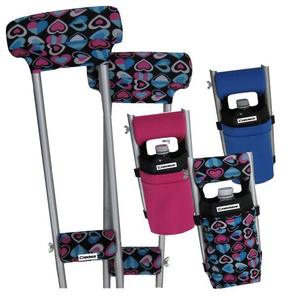 post relationship crutch pads