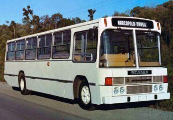 Marcopolo San Remo Scania B111 RHD '1974