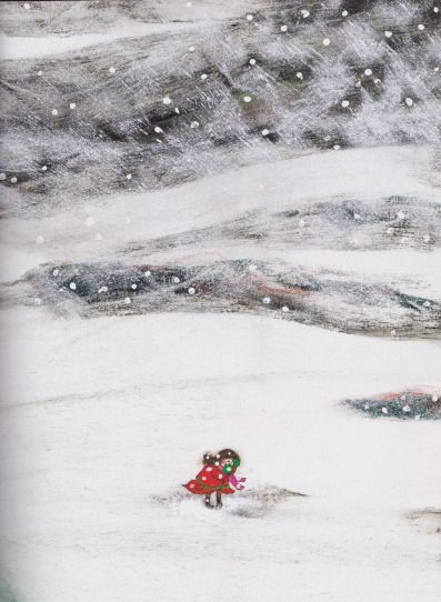 Our Very Own Christmas, by Annette Langen, illustrated by Marije Tolman, translated by Nina Maria Wieser