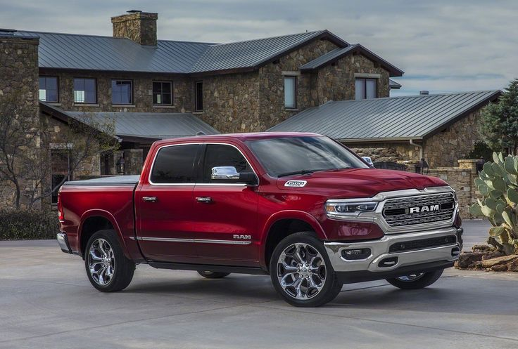 2019 Ram 1500: This Is It
