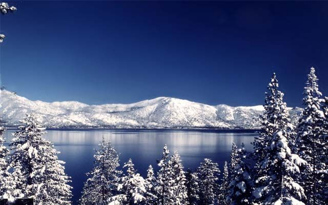 Tahoe Snow - Oh, how I miss thee!