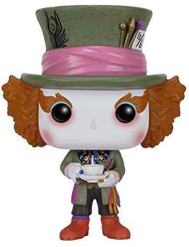 Alice im Wunderland Mad Hatter Vinyl Figure 177 Sammelfigur Standard: Amazon.de: Spielzeug