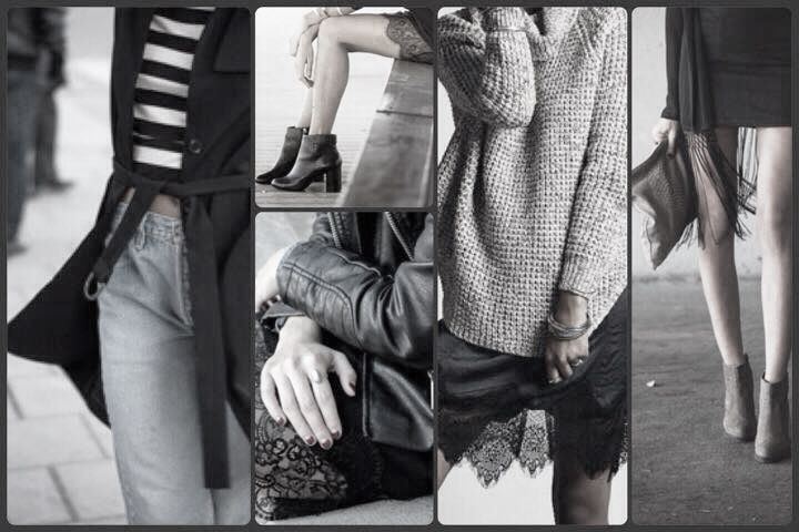 Ottobre tempo di mix, tipici dei periodi di transizione: stivaletti alla caviglia al posto dei sandali con il mini abito estivo, maxi pull o blazer di lana sul vestitino di pizzo, trench sul crop top. Leggi tutto --> http://www.pizzocipriaebouquet.com/street-style-faves/