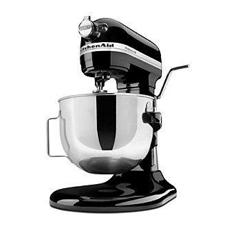 KitchenAid® Professional Onyx Black Lift Stand Mixer with 5-qt. Bowl