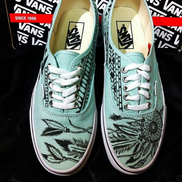 make your own vans off the wall