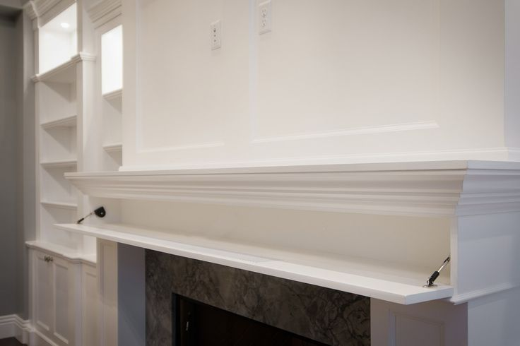 mantle compartment - Google Search