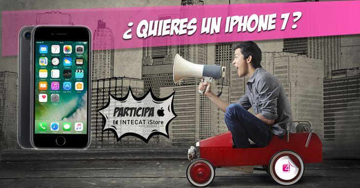 ¿QUIERES UN IPHONE 7 GRATIS? ¡Participa YA en nuestra ruleta!