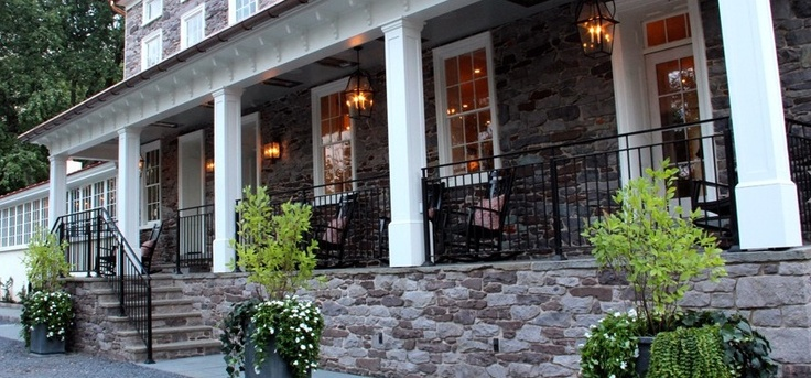 Built in 1857, The Golden Pheasant Inn in Bucks County is the longest continuously operating restaurant/hotel along the Delaware Canal, and is recognized on the National Registry of Historic Places. Visit the inn for a romantic weekend filled with fantastic views of the Delaware River and delicious meals in the Solarium dining room - it's a remarkable #getaway.