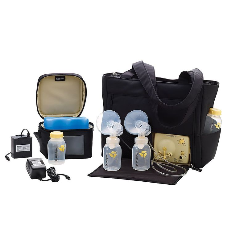 \Medela Pump in Style Advanced Breast Pump with On the Go Tote: Baby