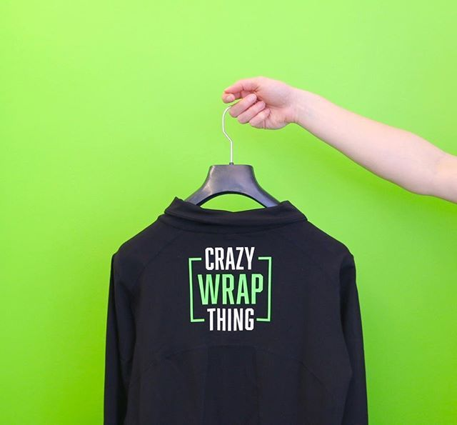 """Our NEW Crazy Wrap Thing Mesh Jacket is the PERFECT piece to add to your summer collection! It's just right for those cool summer nights making s'mores, or an early morning jog when the air is nice and crisp! Whenever you decide to wear it, people will be asking, """"What's that #CrazyWrapThing?"""" #ItWorksStyle"""