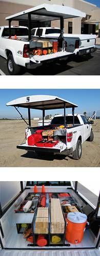 Secure Truck Bed Covers - Herculoc