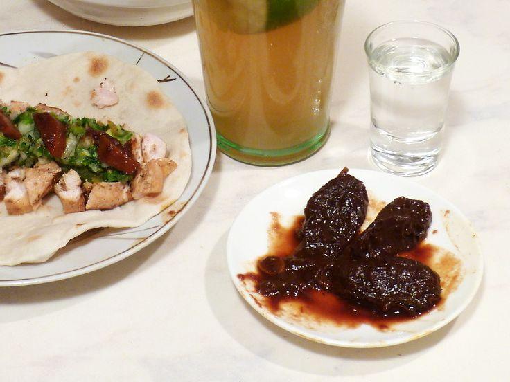 Перец чипотле в соусе адобо - Сhipotles in Adobo Sauce