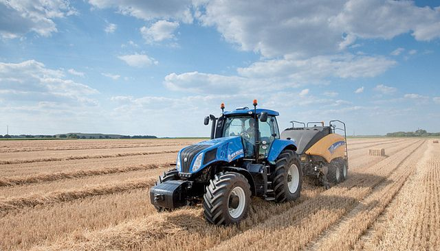 New Holland Agriculture - Tractors - T8 | Flickr - Photo Sharing!