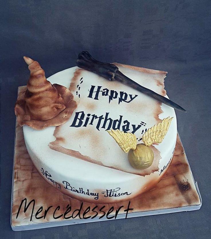 Harry+Potter+cake+-+Cake+by+Mercedessert