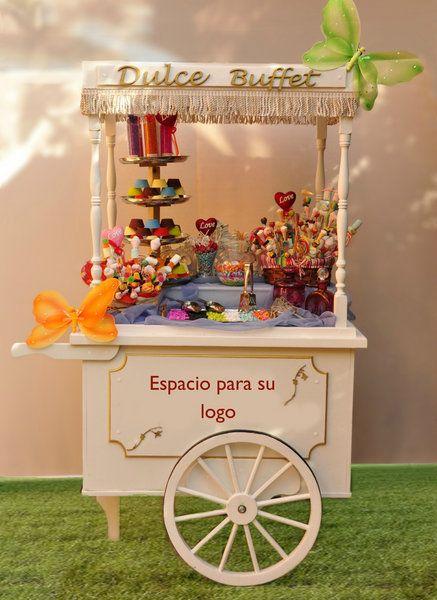 carretas de dulces - Buscar con Google