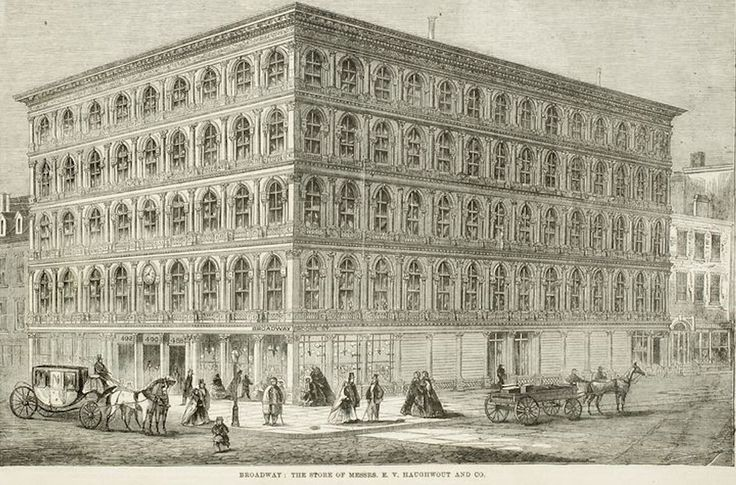 Going Up: New York got its first commercial elevator 160 years ago - The Bowery Boys: Ne...