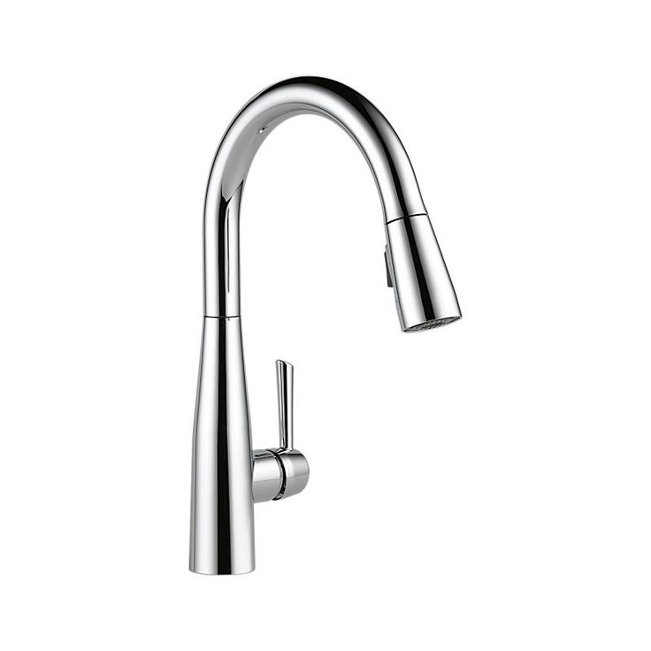 9113-DST Essa Single Handle Pull-Down Kitchen Faucet : Kitchen Products : Delta FaucetAddthisEmailPrintFacebookPinterestTwitterHouzzLinkedIn