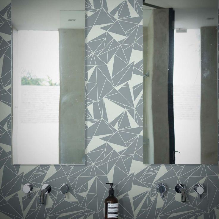 Crystallise Wallpaper by Glenn Todd | FEATHR™